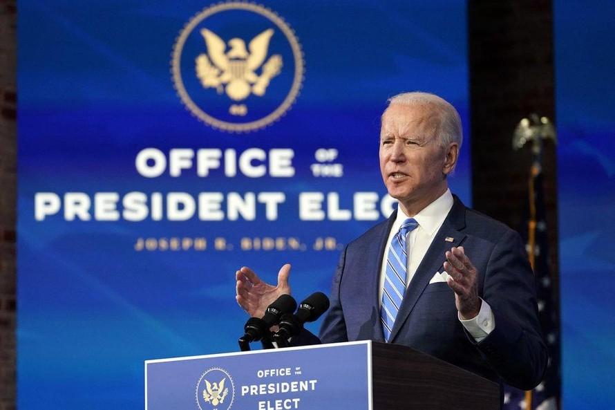 Ông Biden công bố kế hoạch cứu kinh tế Mỹ