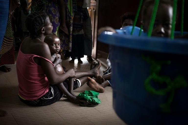 Biến đổi khí hậu khiến trẻ em suy dinh dưỡng hơn