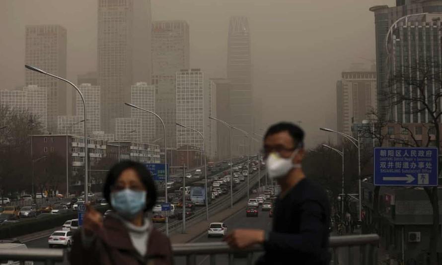 Ô nhiễm không khí dẫn đến di cư hàng loạt