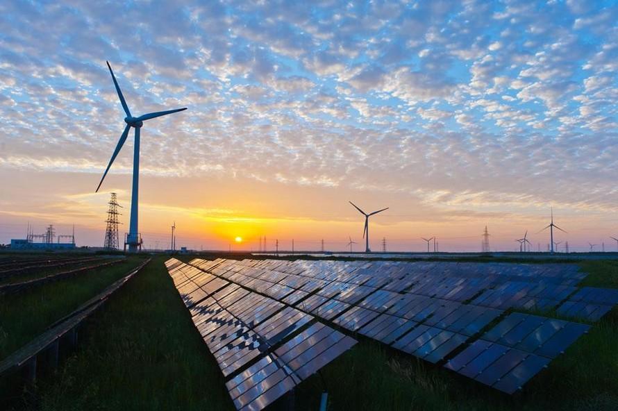 Năng lượng tái tạo vượt mặt nhiên liệu hóa thạch ở châu Âu