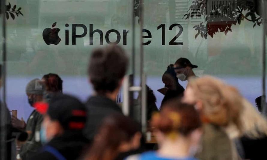 Apple đạt lợi nhuận kỷ lục cuối năm 2020