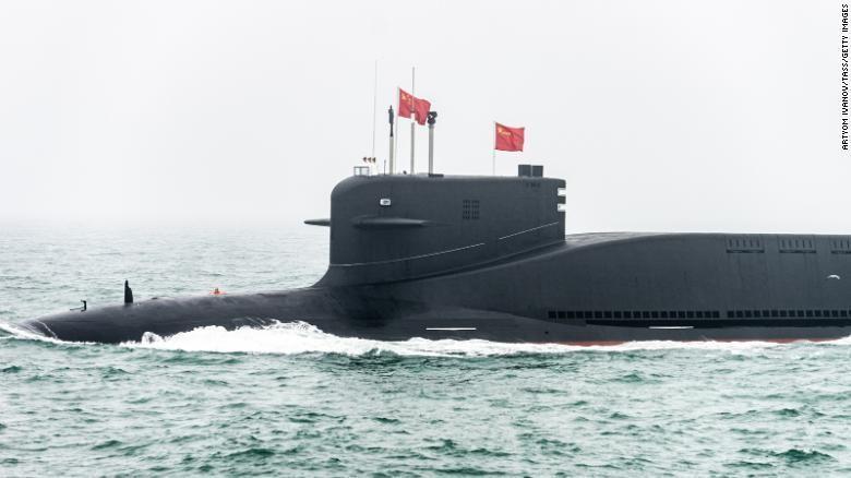 Binh sĩ tàu ngầm Trung Quốc tiềm ẩn nhiều vấn đề tinh thần