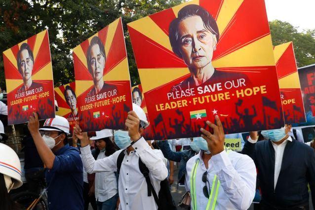 Quân đội Myanmar hứa hẹn về một cuộc bầu cử mới