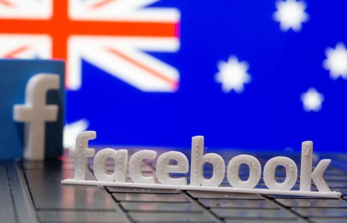 Lượng truy cập các trang tin Australia giảm mạnh