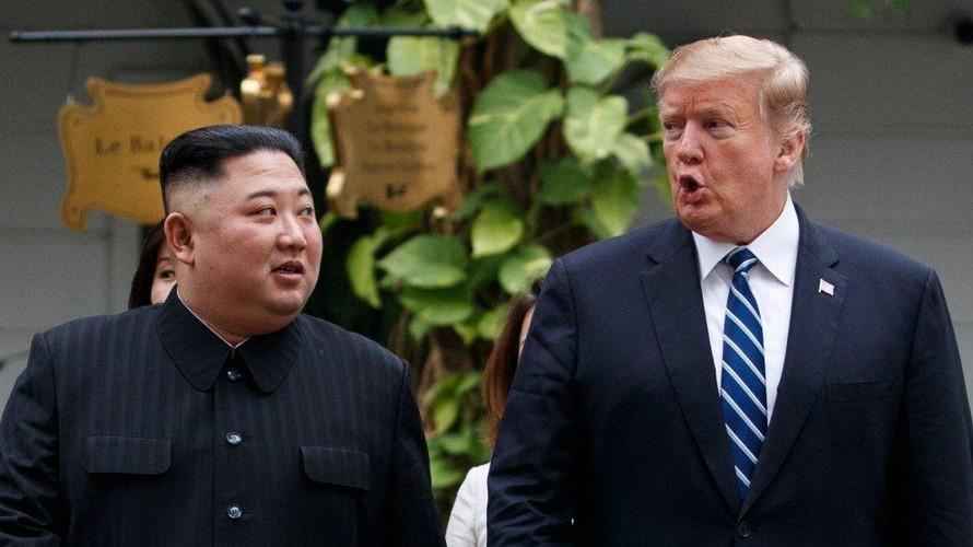 Tổng thống Trump từng muốn đưa Kim Jong-un về Triều Tiên