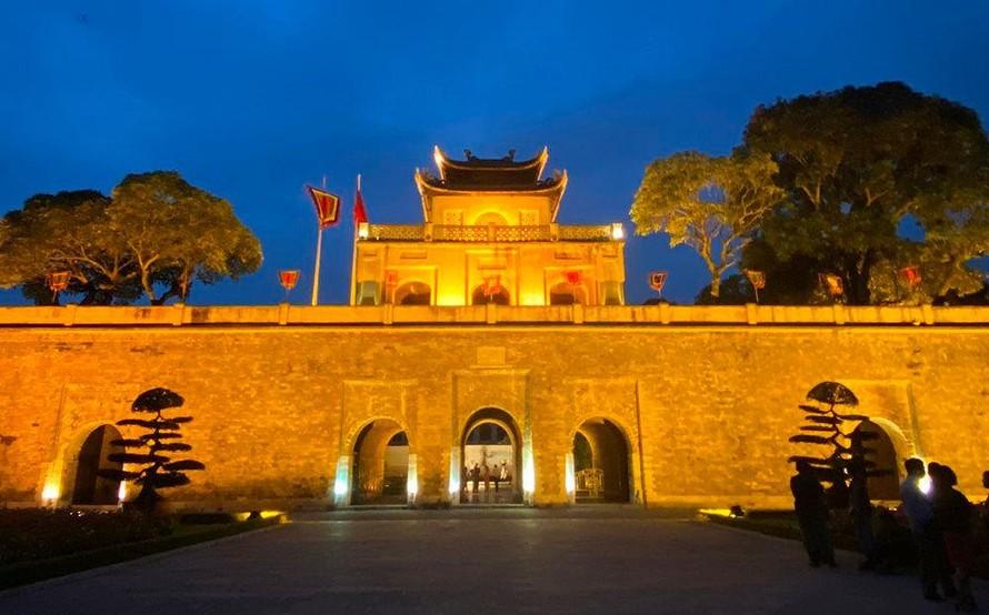Hà Nội quyết tâm biến Hoàng thành Thăng Long thành công viên di sản