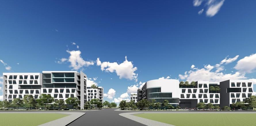 Tập đoàn Xây dựng Hòa Bình trúng thầu dự án trường học trị giá gần 200 tỷ đồng