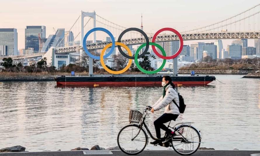 Khán giả nước ngoài không được dự khán Olympic Tokyo