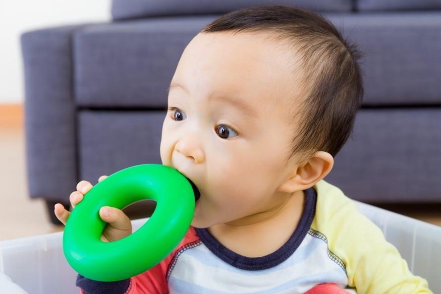 Nhiều hóa chất gây hại tiềm ẩn trong đồ chơi nhựa