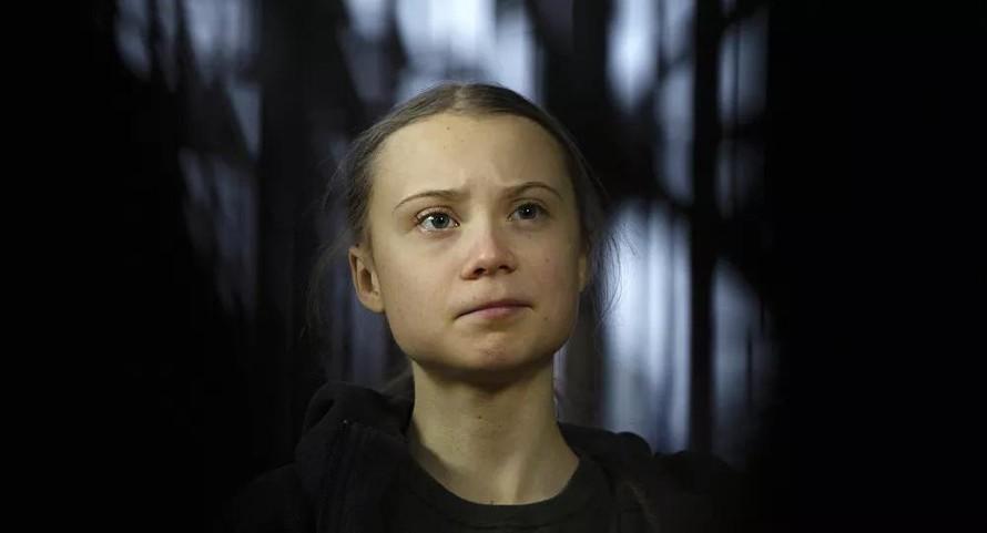 Greta Thunberg buộc tội Tổng thống Mỹ