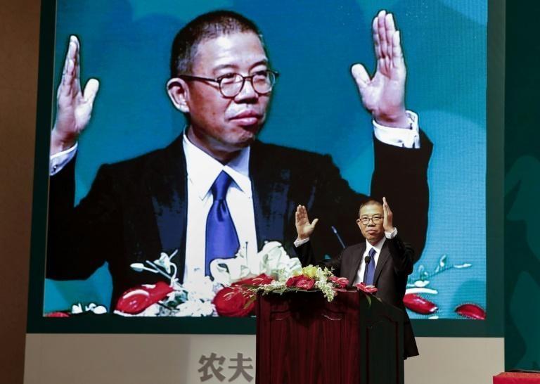 Chân dung nhà tài phiệt giàu nhất châu Á