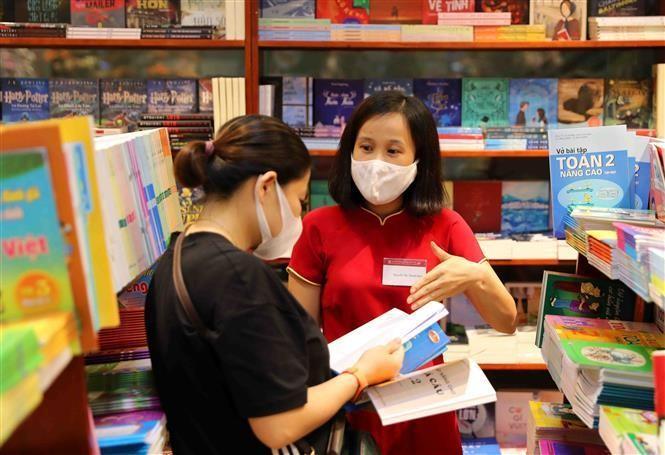 Hà Nội ban hành tiêu chí lựa chọn sách giáo khoa