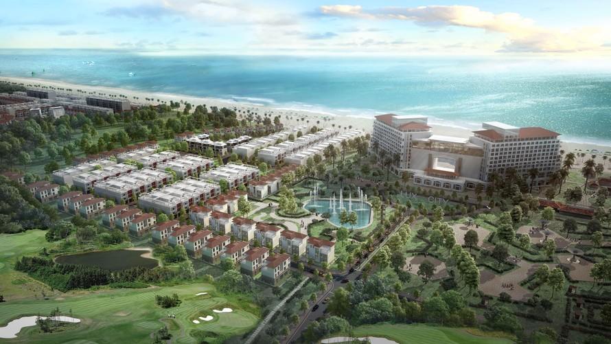 Phối cảnh dự án FLC Quảng Bình