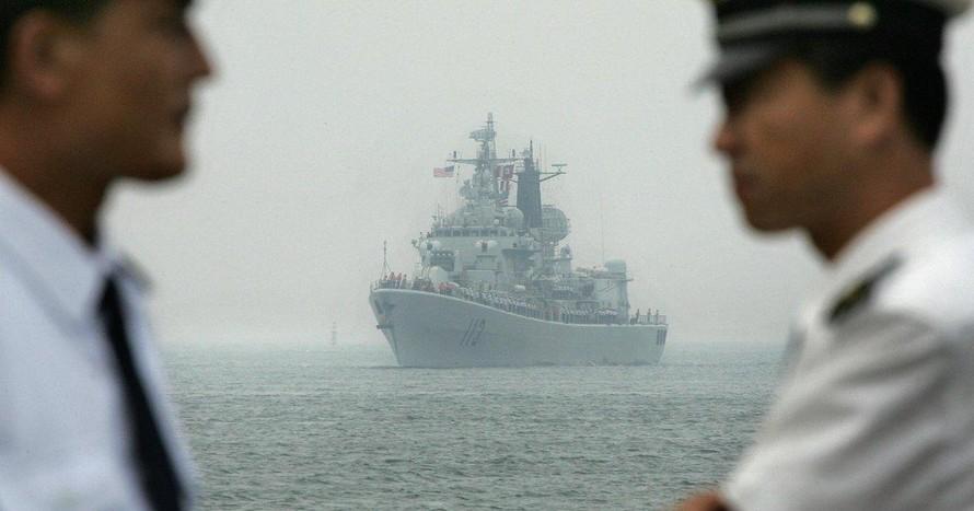 Trung Quốc chuẩn bị cho cuộc chiến pháp lý trên Biển Đông