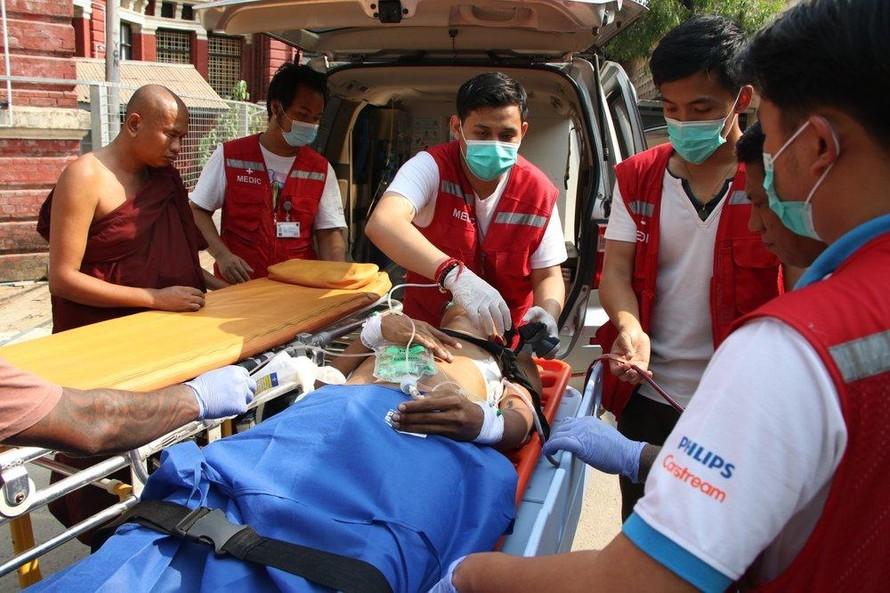 Myanmar trải qua ngày đẫm máu nhất