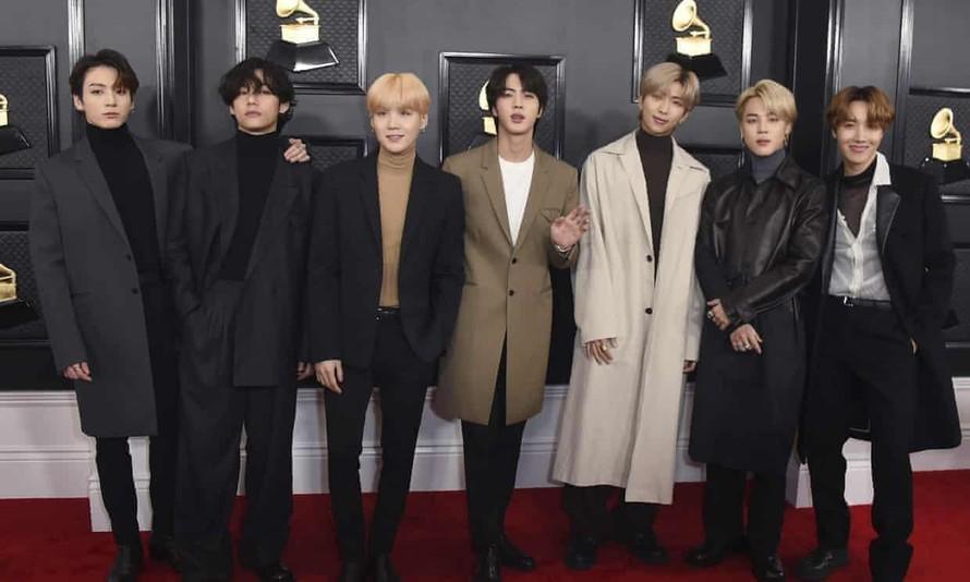 BTS lên án nạn phân biệt người gốc Á