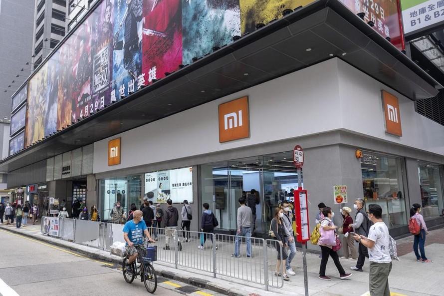 Xiaomi đầu tư 10 tỷ USD vào thị trường xe điện