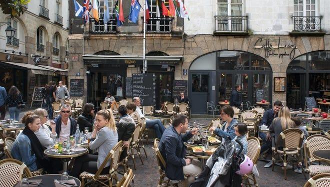Đôi điều về nền ẩm thực Pháp