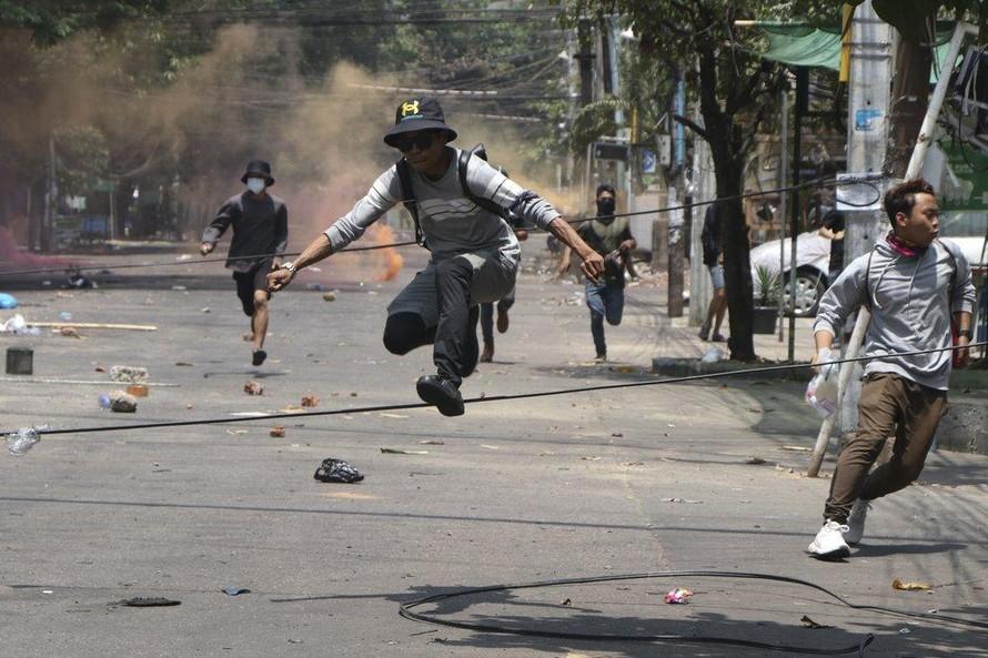 Chính quyền Myanmar đưa ra lệnh ngừng bắn