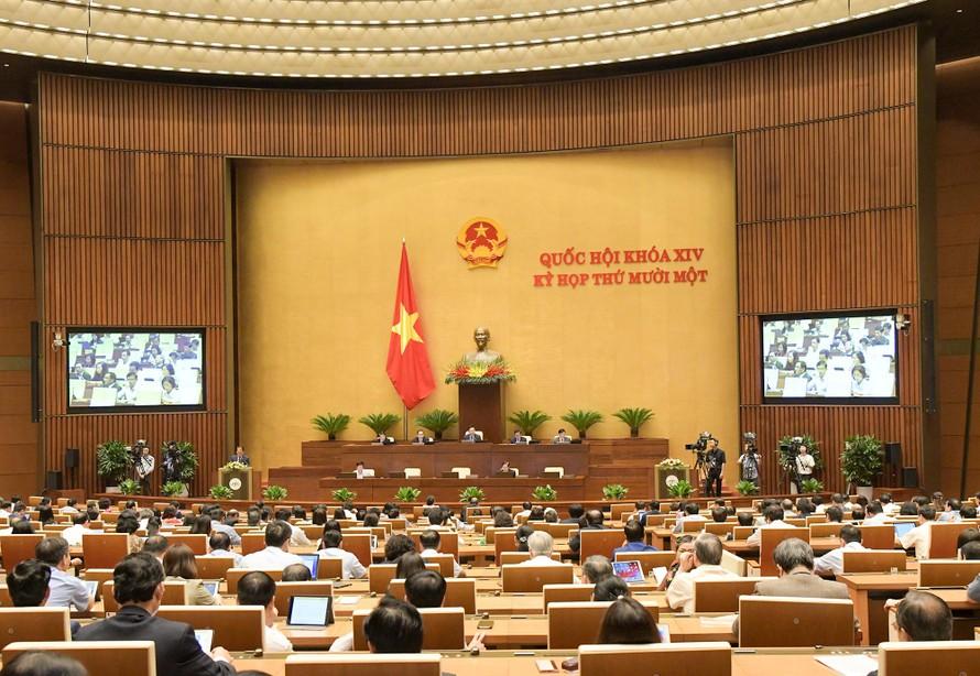 Quốc hội miễn nhiệm Chủ tịch nước và Thủ tướng Chính phủ