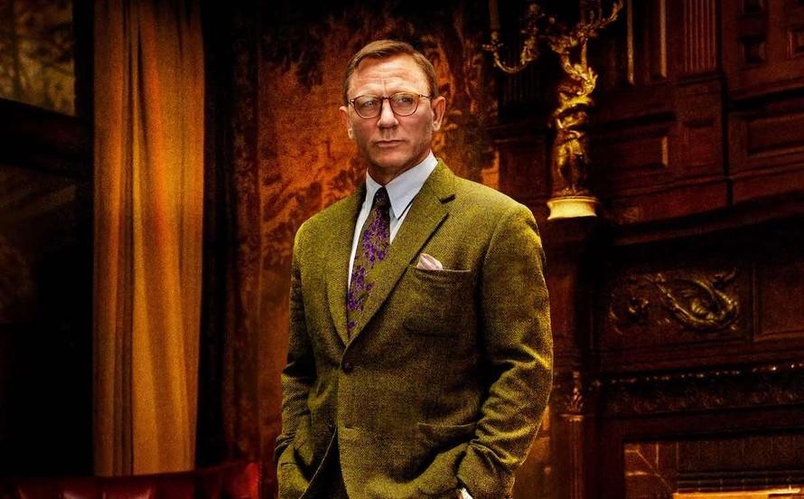 Daniel Craig bỏ vai diễn 007 để trở thành thám tử