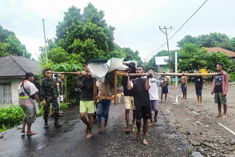 150 người chết vì lũ lụt tại Indonesia và Đông Timor