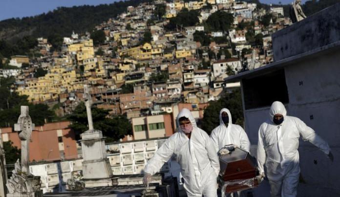 Dịch bệnh tại Brazil nghiêm trọng như thảm họa hạt nhân Fukushima