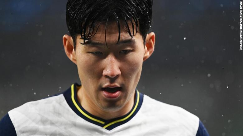Son Heung-min bị phân biệt chủng tộc trên mạng