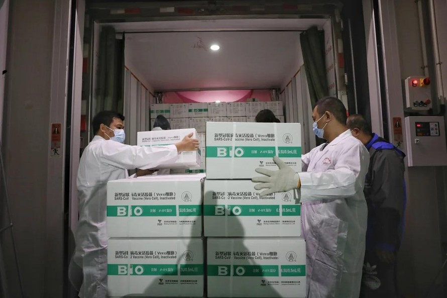 Trung Quốc sẽ sản xuất 3 tỷ liều vaccine COVID–19 vào cuối năm