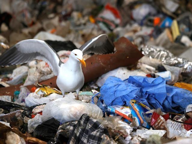 Hạt vi nhựa di chuyển trong bầu khí quyển