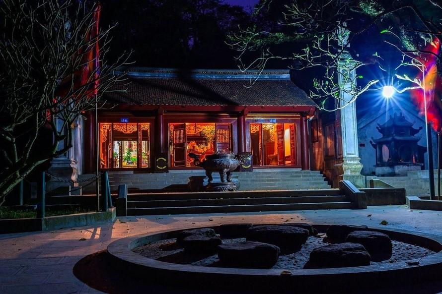 Ra mắt Tour du lịch đêm tại Đền Hùng