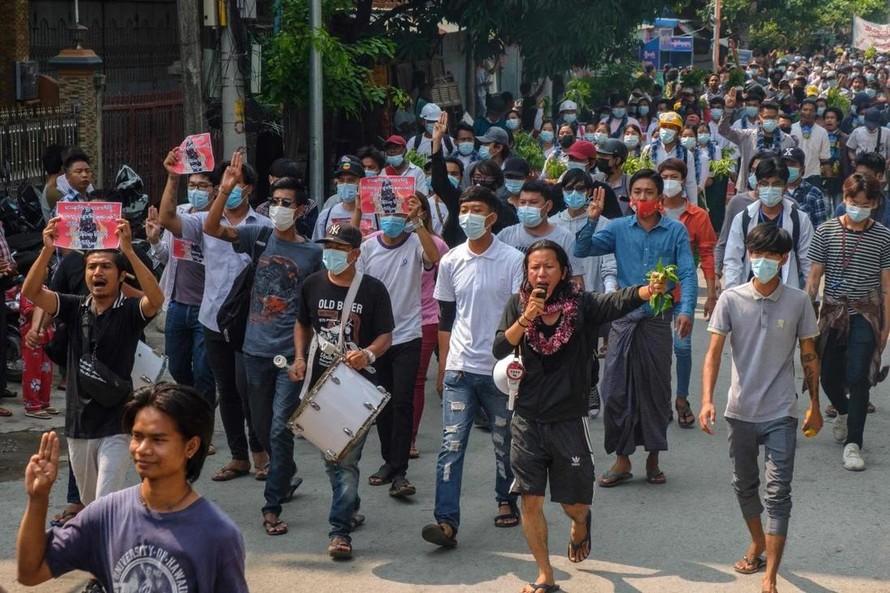 Liên Hợp Quốc lo Myanmar sẽ giống như Syria