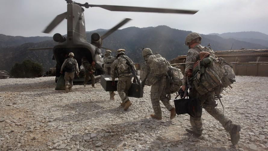 Mỹ rút quân khỏi Afghanistan: Nước đi thận trọng hay khinh suất?