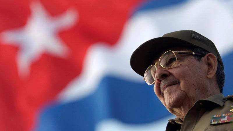 Đại tướng Raul Castro rời cương vị lãnh đạo đảng Cộng sản Cuba