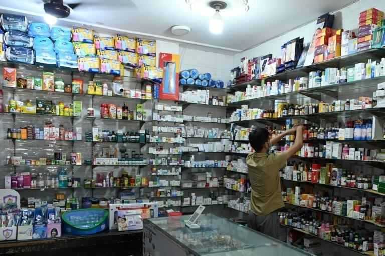 Đại dịch thúc đẩy chợ đen y tế tại Ấn Độ