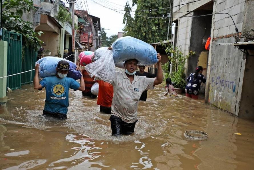 Biến đổi khí hậu gây thiệt hại 23 nghìn tỷ USD cho kinh tế thế giới