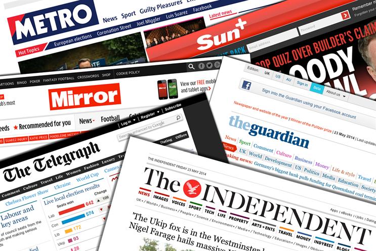 Các báo chính thống có lượt truy cấp vượt trội trong tháng 3