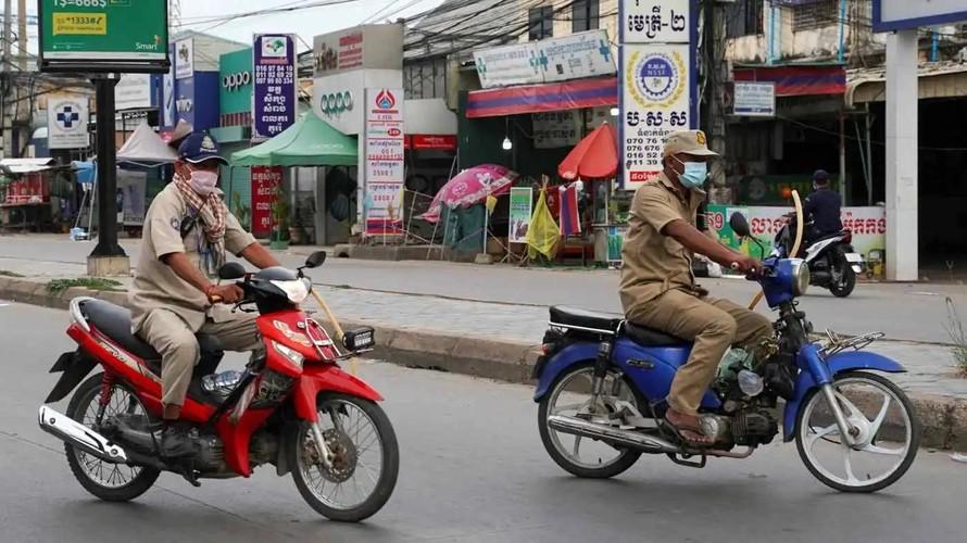 Người dân Campuchia kêu gọi cứu trợ thực phẩm