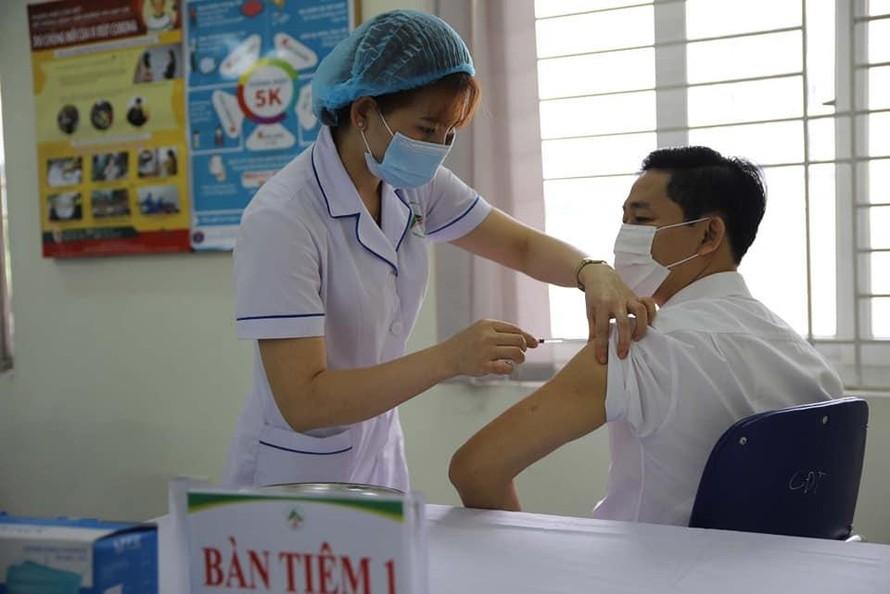 Gần 47.000 được tiêm vaccine phòng COVID-19 trong 1 ngày