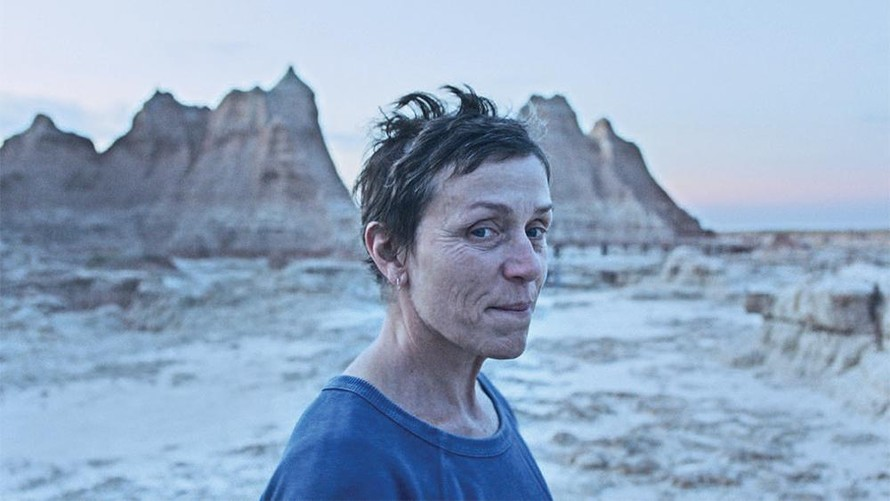 'Nomadland' đoạt giải Phim xuất sắc nhất Oscar