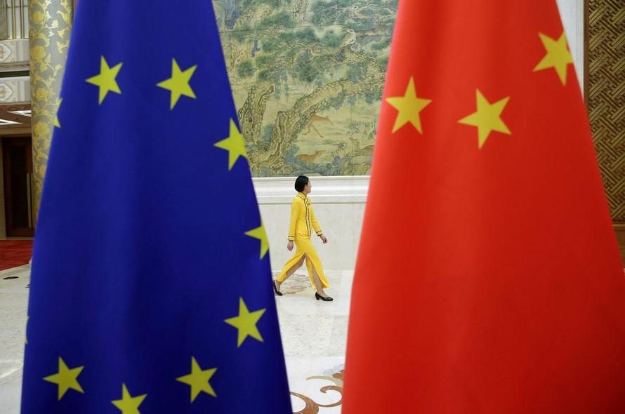 EU cáo buộc Trung Quốc làm gia tăng căng thẳng trên Biển Đông