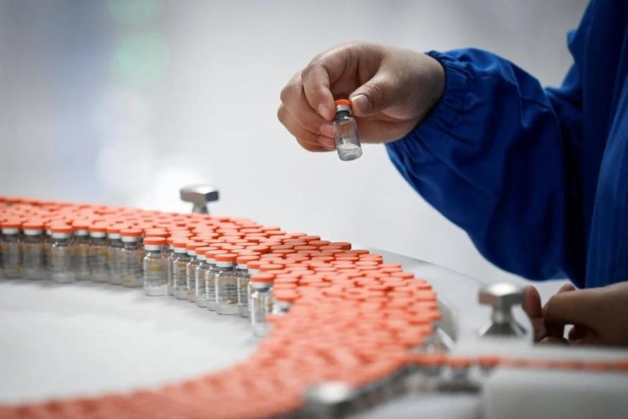 WHO xem xét phê duyệt hai vaccine COVID-19 của Trung Quốc