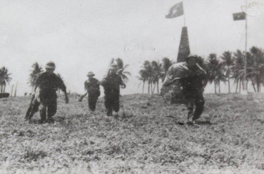Kỷ niệm 46 năm ngày Giải phóng quần đảo Trường Sa