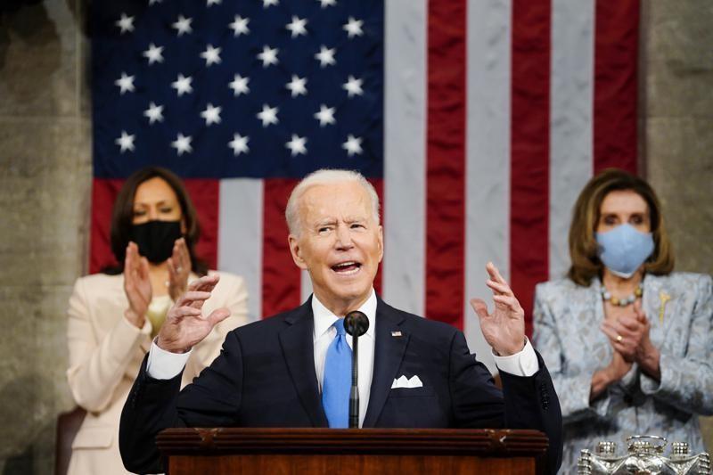 Ông Biden tỏ thái độ cứng rắn với Trung Quốc