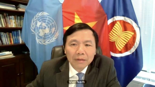 Việt Nam chủ trì phiên họp về tình hình Syria