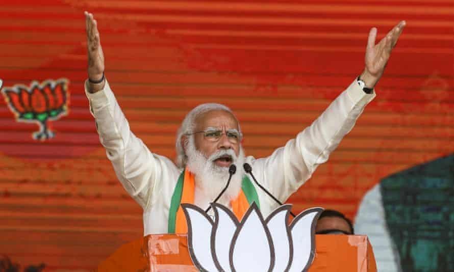 Thủ tướng Ấn Độ thất bại trong cuộc bầu cử quan trọng