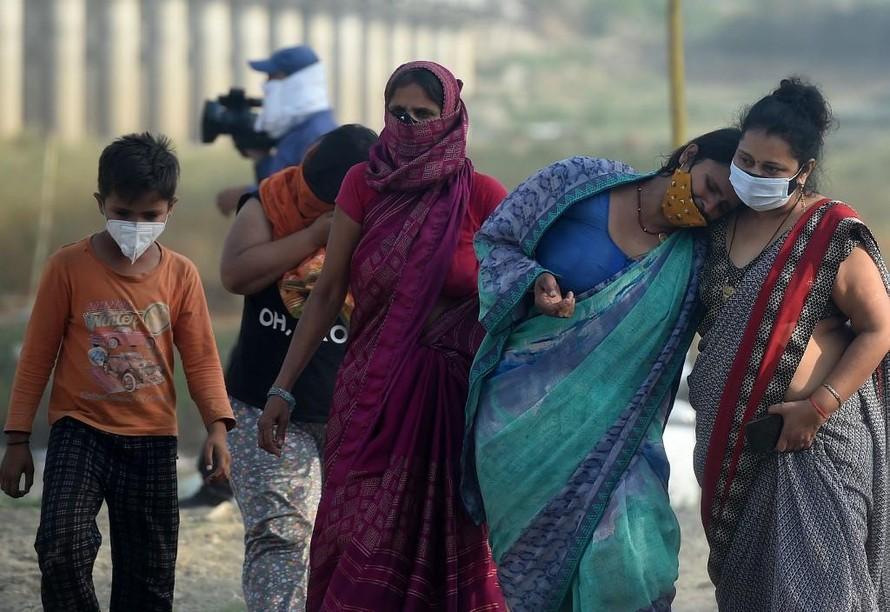 Dịch bệnh đe dọa vùng nông thôn Ấn Độ