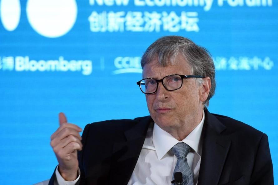 Trung Quốc bàn luận 'rôm rả' quanh chuyện Bill Gates ly hôn