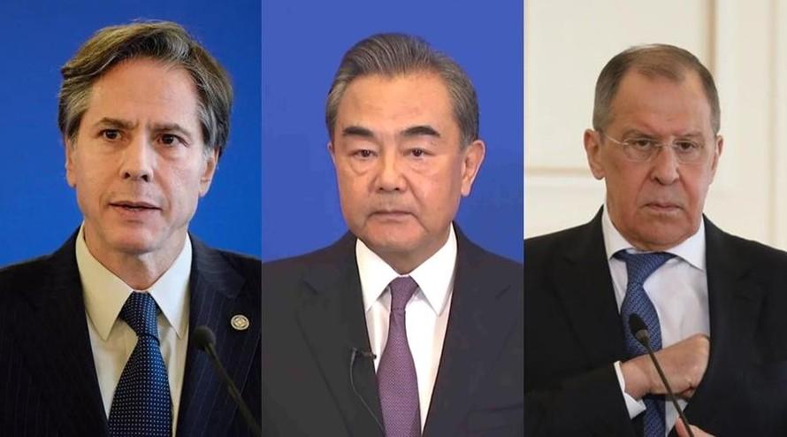Mỹ, Nga, Trung Quốc 'chọc ngoáy nhau' tại Hội đồng Bảo an Liên Hợp Quốc