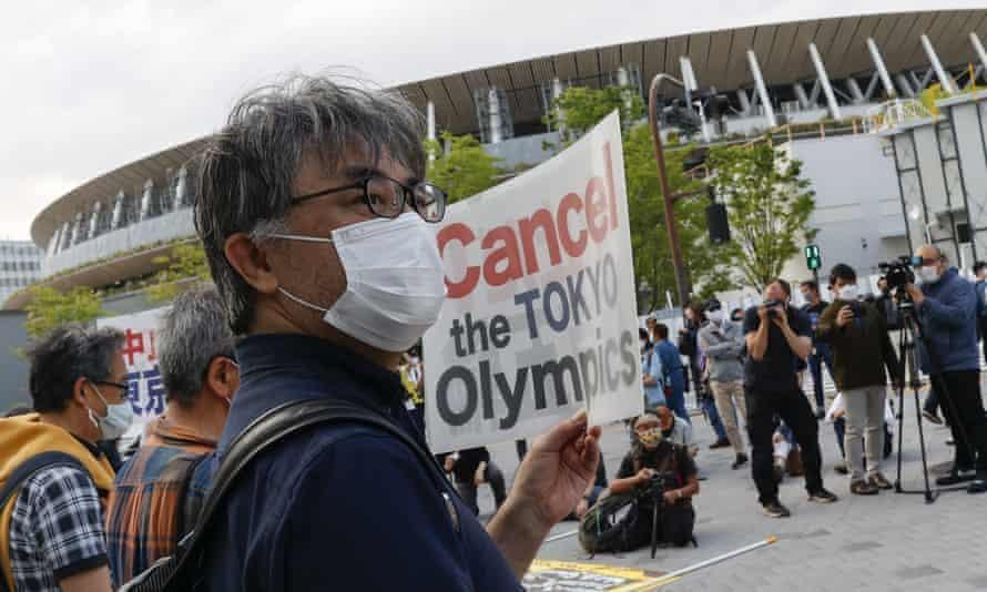 Người dân Nhật Bản kêu gọi hủy bỏ Olympic Tokyo
